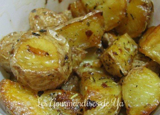 pommes de terre confites 224 lail aux 233pices et herbes de